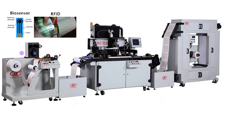 Roll To Roll Heat Transfer Label Printing Machine